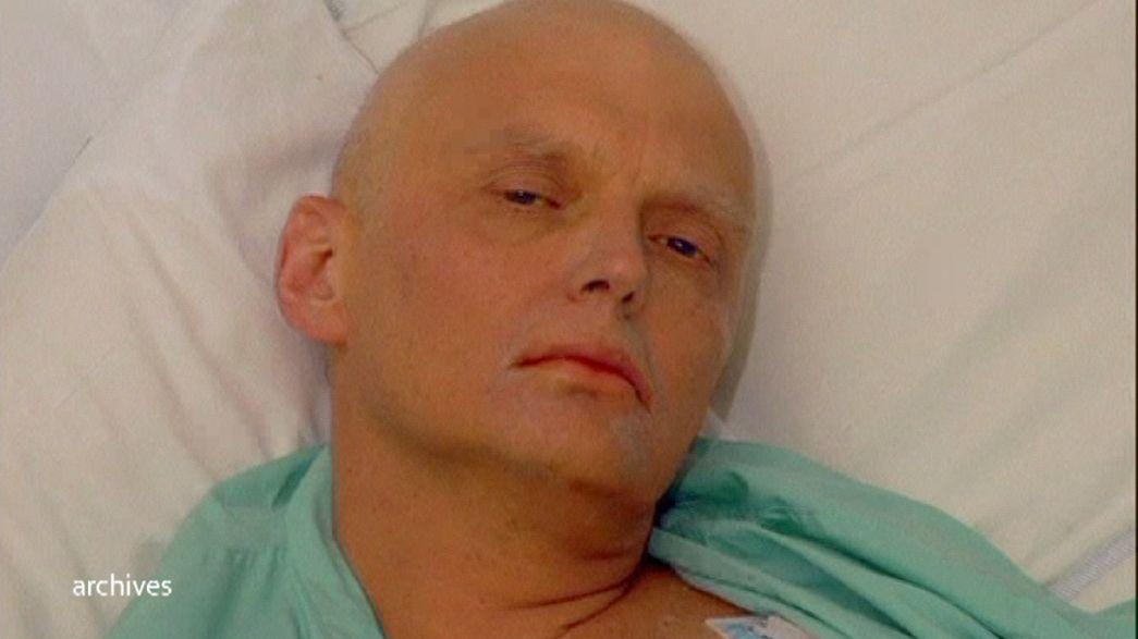 Empieza la investigación judicial sobre la muerte del exespía ruso Alexander Litvinenko
