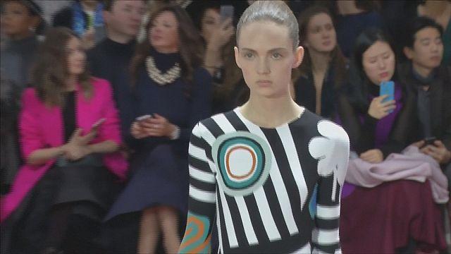 Paris Fashion: Dior enters timewarp and rock meets chic at Giambattista Valli