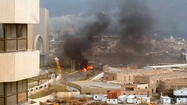 Attaque meurtrière contre un grand hôtel de Tripoli