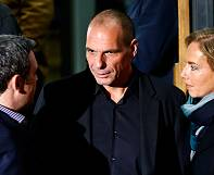 New Greek government unveiled with radical economist named Finance Minister