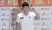 El campeón olímpico de natacion Park Tae-hwan positivo por dopaje