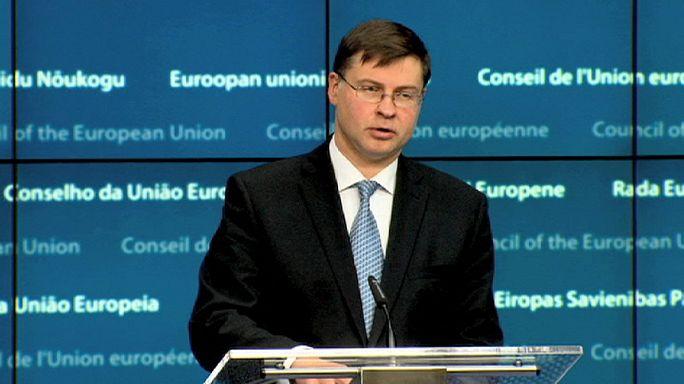 AB'den Ukrayna'ya 1,8 Milyar Euro kredi