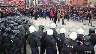 Κόσοβο: Συμπλοκές αστυνομικών - διαδηλωτών για την τύχη μεγάλου ορυχείου