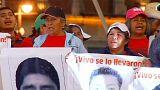 Мексика: демонстранты требуют найти пропавших студентов