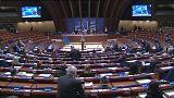 Conselho da Europa exorta Moscovo a parar financiamento do terrorismo na Ucrânia