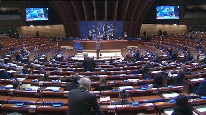 Oroszországot hibáztatha a kelet-ukrajnai helyzet romlásáért az Európa Tanács