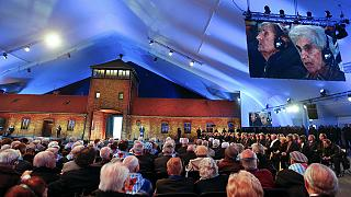Le monde s'est recueilli à Auschwitz-Birkenau