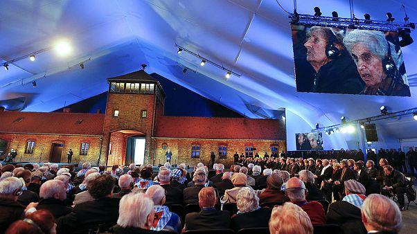 Auschwitz-Befreiung: Juden warnen vor Antisemitismus und Intoleranz