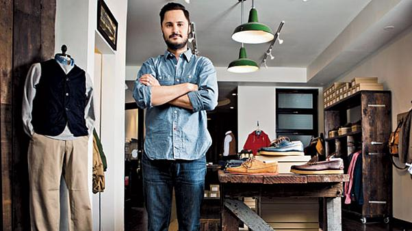 Γιώργoς Βλάγκος: Ο Έλληνας που έκανε το τσαγκάρικο, δημοφιλή εταιρεία παπουτσιών!