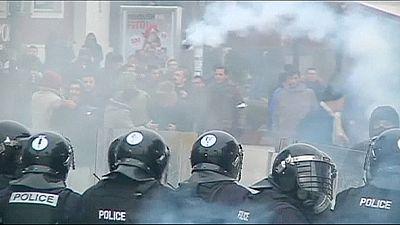 Kosovo: anti-government protesters demand minister's resignation – nocomment
