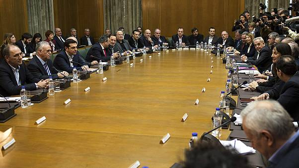 Greece: PM Tsipras tells anti-bailout cabinet he is seeking a 'viable and fair' solution with EU