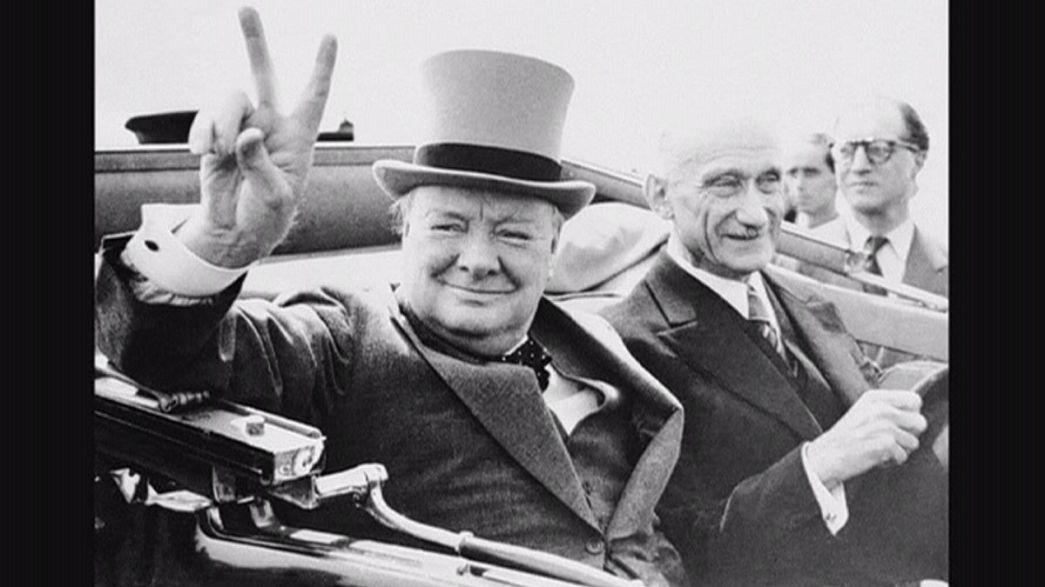 Exposições recordam Churchill no cinquentenário da morte do estadista