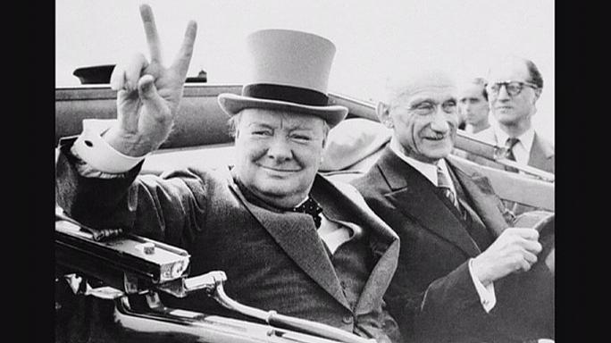 Hommage à Winston Churchill, mort il y a 50 ans