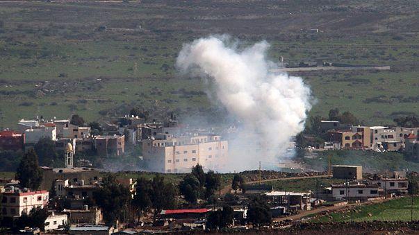 Egyre feszültebb a helyzet a Golán-fennsíkon