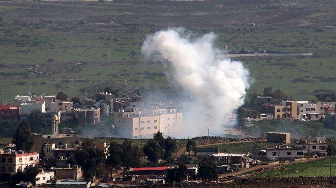 Новый виток вооруженного противостояния на израильско-ливанской границе