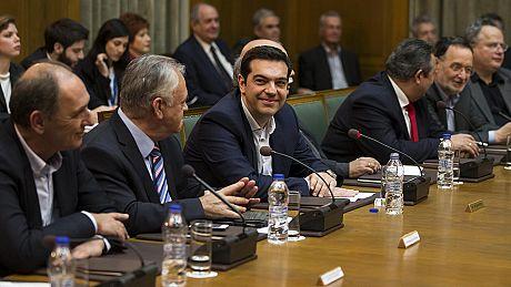 """Tsipras: """"Se abre una nueva era para Grecia"""""""
