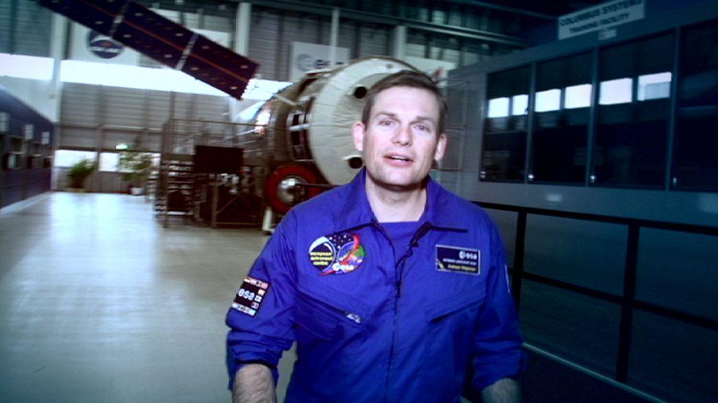 أكاديمية رواد الفضاء