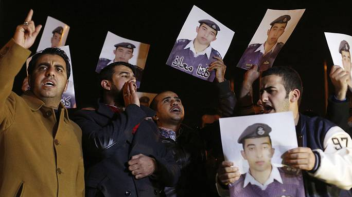 Jordan 'ready' to swap jihadist bomber for pilot held by ISIL