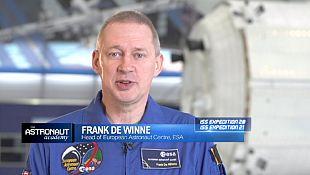 Bonus interview: Frank De Winne