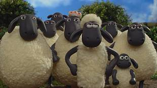 New Aardman animation 'Shaun The Sheep' premiered