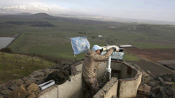 Golán-fennsík: kiújultak a harcok Izrael és Libanon közötti