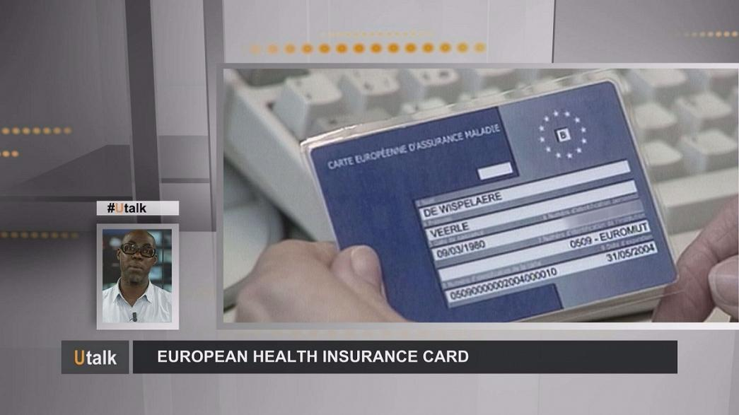 Cartão Europeu de Seguro de Doença