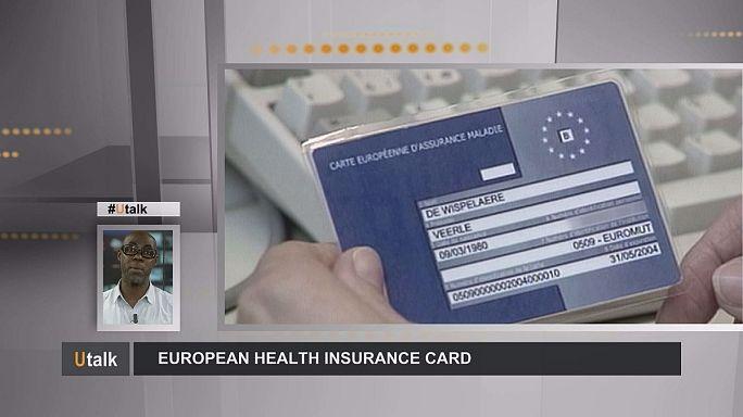 الحصول على بطاقة التأمين الصحي الأوربية ؟