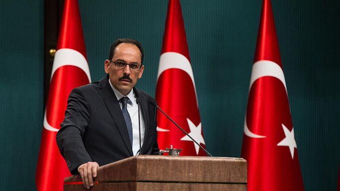 Ankara'da bir ilk: Beyaz Saray gibi