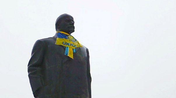 Savaşın böldüğü Ukrayna'nın iki yüzü