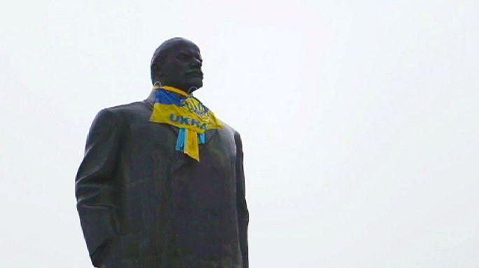 Kramatorsk et Donetsk : les deux visages de l'Ukraine