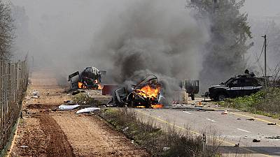 Israel border clashes heighten tension with its enemies