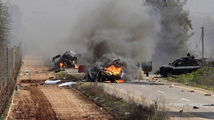 Megölt vezetőjét bosszulta mag a Hezbollah