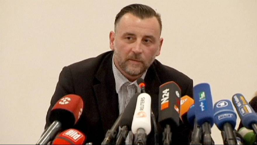Germany's PEGIDA group loses its second leader in a week