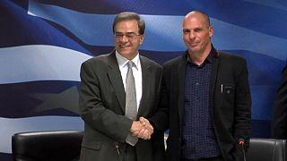 Yunan hükümetinden ilk icraat