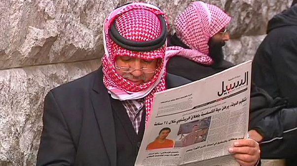 Otages : la Jordanie réclame des preuves de vie avant d'échanger la kamikaze