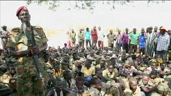 Südsudan: Erste Kindersoldaten entwaffnet