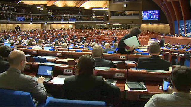 تمديد تعليق حق روسيا في التصويت في الجمعية البرلمانية لمجلس أوروبا