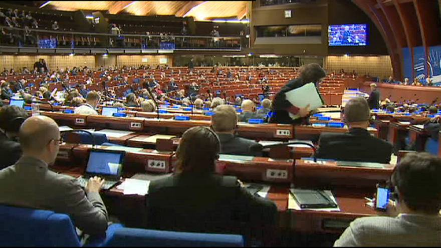 Assembleia Parlamentar do Conselho da Europa prolongou suspensão da Rússia