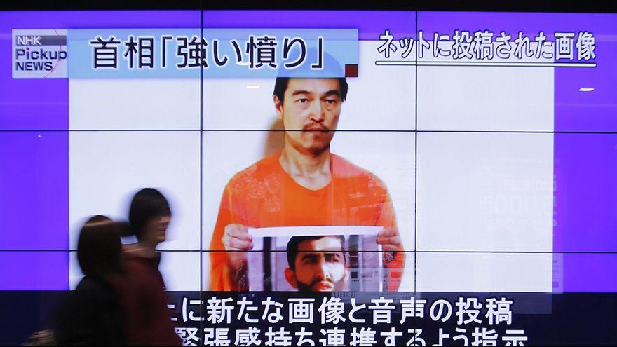 Японский заложник озвучил новые условия боевиков