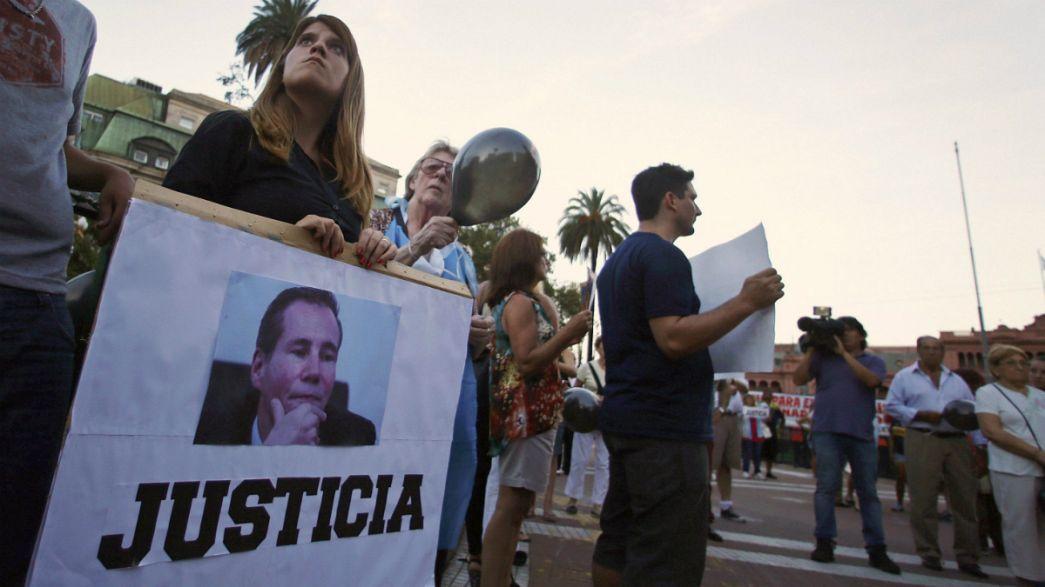 Argentinischer Sonderermittler Nisman wird beigesetzt