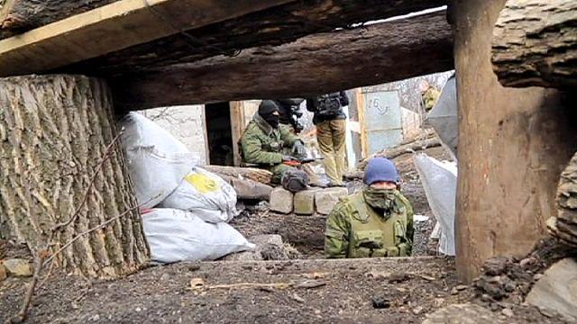 Ayrılıkçılara esir düşen Ukrayna askeri: Bana çok iyi baktılar