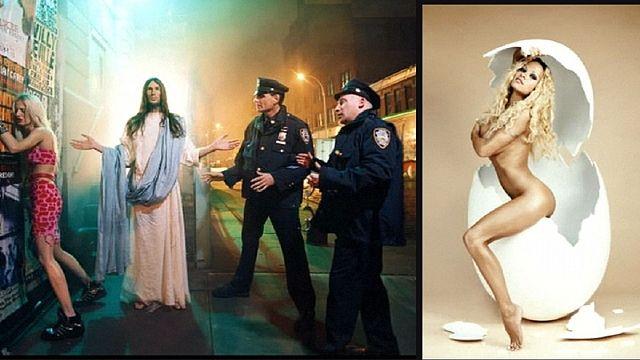 David LaChapelle: 30 Jahre Mode, Glamour und Trash im Rückblick