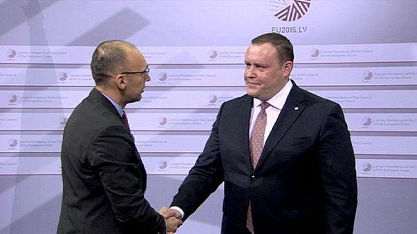 Ministros europeos de Interior debaten en Riga la respuesta antiterrorista