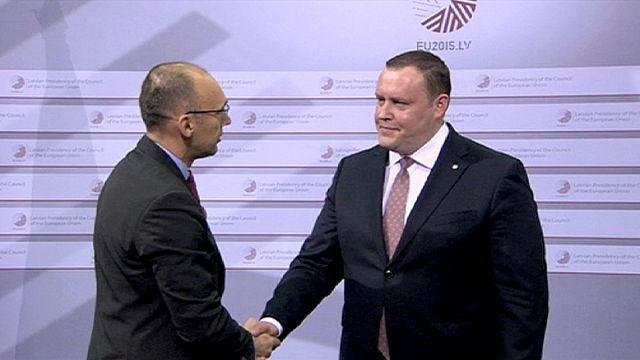 ريغا عاصة لاتفيا تستقبل، على مدي يومين،اجتماعا لوزراء داخلية الاتحاد الاوروبي.