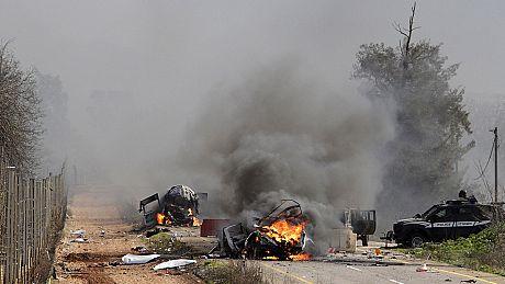 Hezbollah signals de-escalation in fighting with Israel across Lebanese border