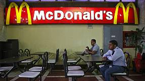 McDonald's boss to step down after sales slip