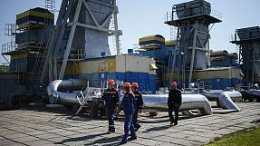 Gazprom profits suffer from Ukraine, oil slump and rouble's fall