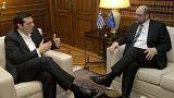 Αλ. Τσίπρας: Διαβουλευόμαστε για αμοιβαία επωφελή λύση