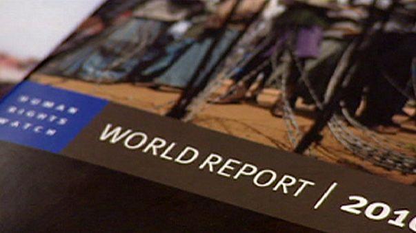 Borús képet fest a világról a Human Rights Watch jelentése