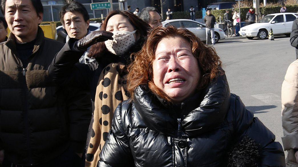 """Malaysia declares flight MH370 crash an """"accident"""""""